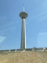 5 Tehran Milad Tower