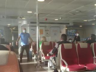 Sport on Ferry Project photo II