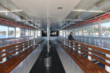 Traversing Istanbul Waters 23/11/2020 Rumeli Kavağı photo I