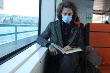 #1 Reading a book PHOTO